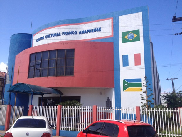 Centro Cultural, Franco Amapaense, Amapá, Macapá (Foto: Jorge Abreu/G1)