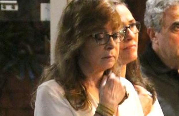 Glória Perez (Foto: Daniel Pinheiro e Rogério Fidalgo/AgNews)