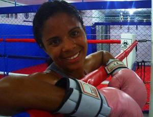 Danila Ramos boxe Mogi das Cruzes (Foto: Reprodução)