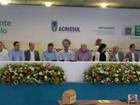 Visita de ministro e defesa da carne marcam abertura da Expogrande 2017