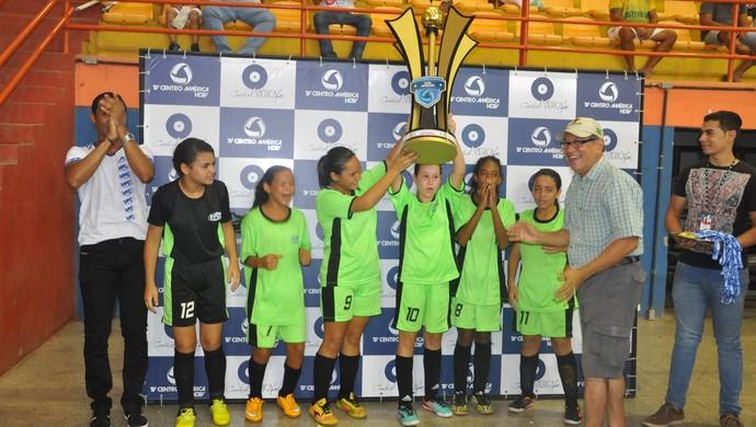 Copa Centro América da Juventude (Foto: Christian Guimarães/Globo Esporte MT)