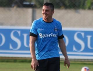 Cristian Rodríguez meia do Grêmio  (Foto: Eduardo Moura/GloboEsporte.com)