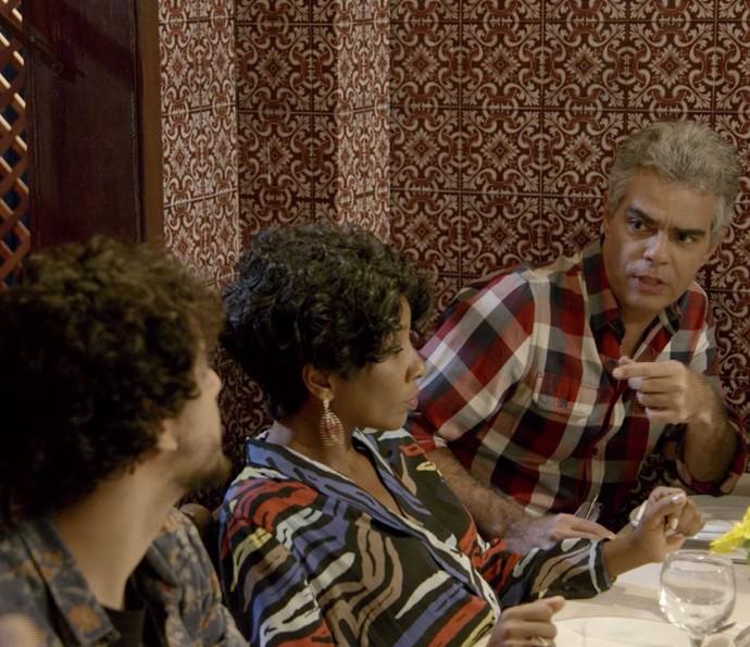 Neste sábado, 7/1, tem uma reunião de amigos na versão 'Zorra'! (Foto: TV Globo)