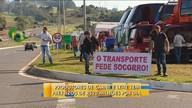 Confira os impactos causados pela greve dos caminhoneiros no Oeste de SC