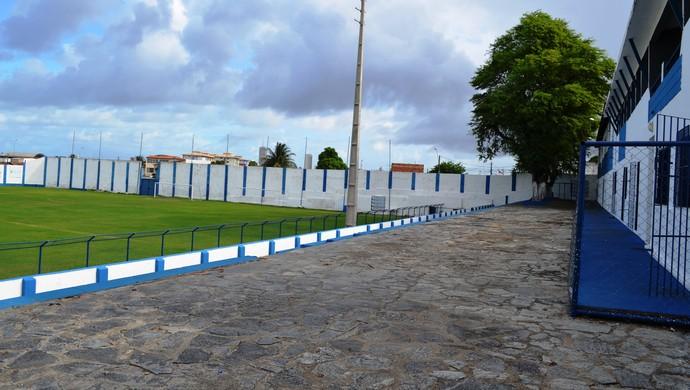 Sabino Ribeiro não teve movimento nesta segunda-feira (Foto: Felipe Martins)