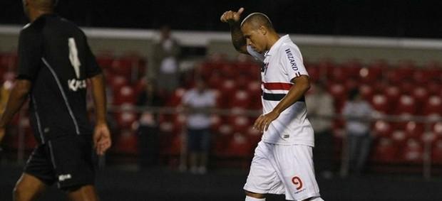 Luis Fabiano  (Foto: Rubens Chiri / saopaulofc.net)