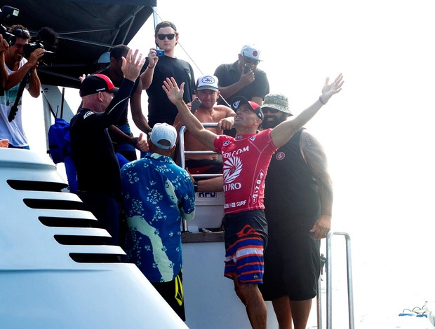 Surfe Kelly Slater WCT Fiji (Foto: Kirstin Scholtz / ASP)
