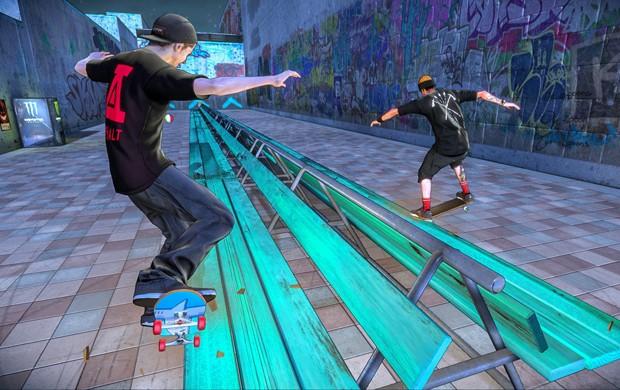 'Tony Hawk's Pro Skater 5' será lançado para PS4 e Xbox One em 29 de setembro (Foto: Divulgação/Activision)