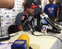 """Muricy exalta classificação e analisa vantagem do Vasco: """"Dá para tirar"""""""