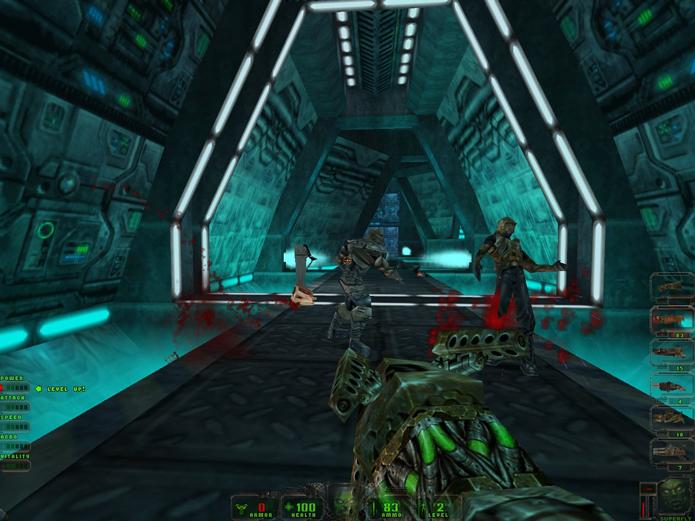 Gráficos ruins e gameplay esquisito acabaram com Daikatana (Foto: Divulgação/Steam)