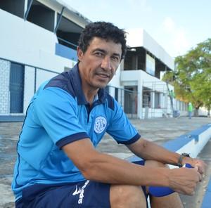 Betinho Confiança (Foto: João Áquila)
