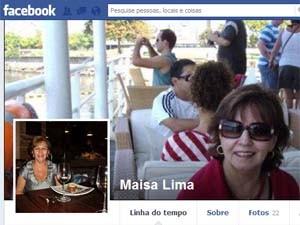 Maisa Lima está internada na Turquia (Foto: Reprodução / Facebook)