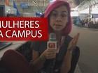 Campus Party: mulheres criticam a baixa participação feminina no evento
