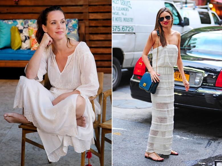 f4be9b3e5c Como usar vestido longo de dia  veja dicas de especialistas - Moda e Beleza  - GNT