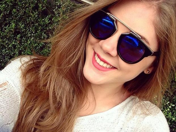 A roraimense Liliana Matte foi detida no aeroporto de Miami após tirar uma selfie (Foto: Reprodução/Facebook/Liliana Matte)