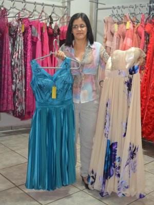 Costureira de vestido de festa sp