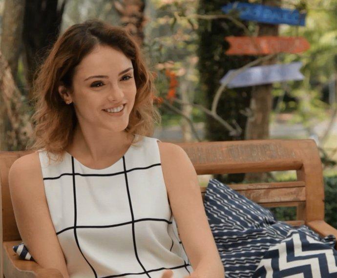 Isabelle conta sua experiência nesses dois lugares incríveis (Foto: Gshow /TV Globo)