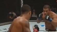 paraense Michel Trator vence sua terceira luta no UFC (Reprodução/ TV liberal)