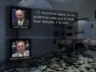 Em conversa com Machado, Sarney diz que Odebretch é metralhadora