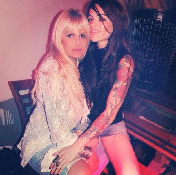 O casal em clique recente compartilhado por Cacá no Instagram (Foto: Reprodução/Instagram)