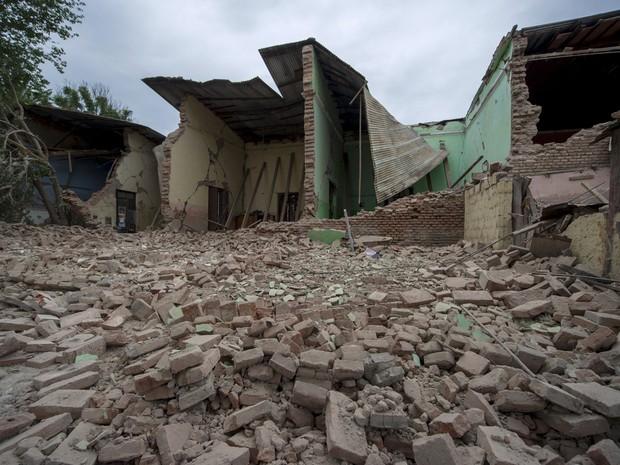 Resultado de imagem para terremoto na argentina hoje