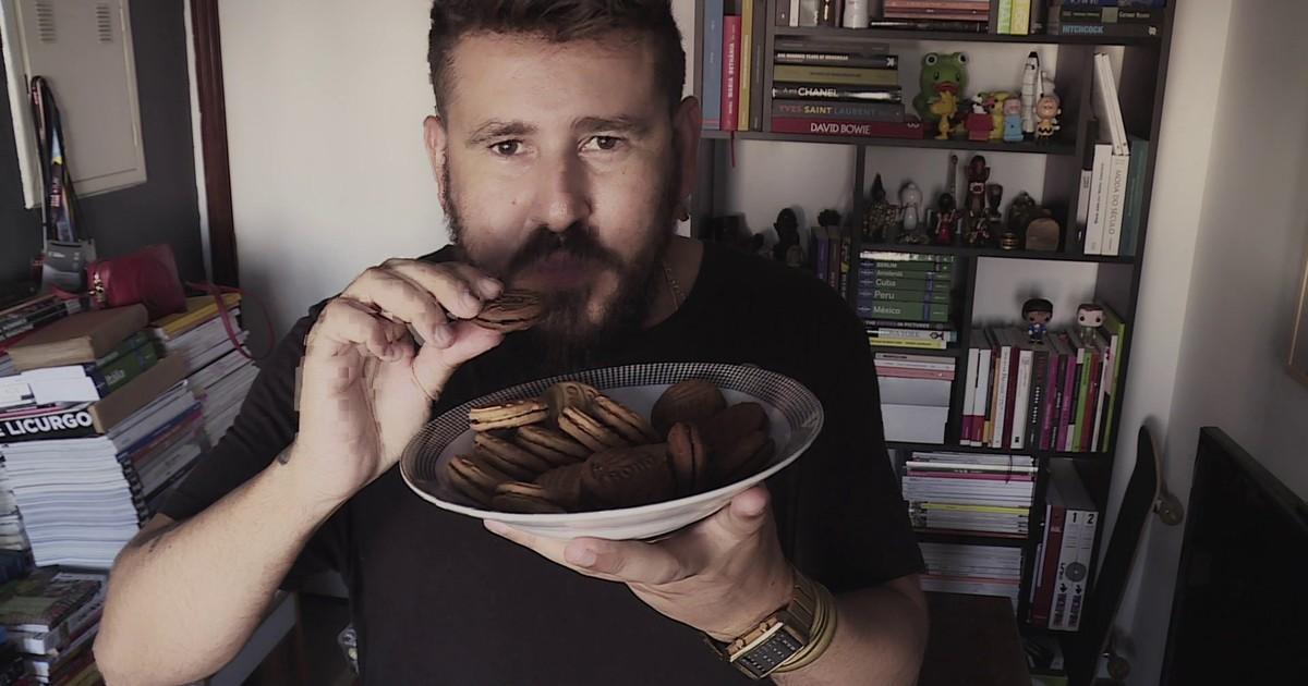 'Posso Ajudar?': Compulsão alimentar
