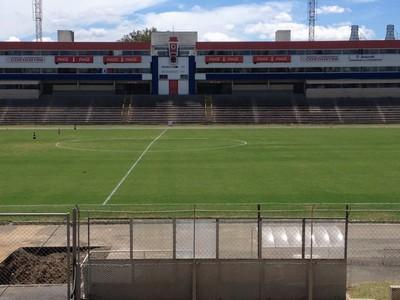 Vila Capanema Paraná Clube (Foto: Fernando Freire)