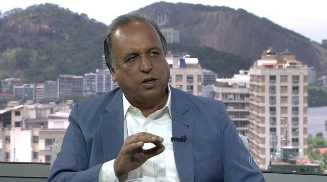 'A questão da saúde, para mim, é prioridade', diz Pezão, eleito no RJ