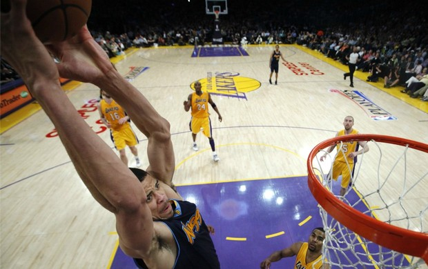 NBA Basquete Denver Nuggets JaValle McGee (Foto: Reuters)
