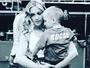 Madonna homenageia o filho Rocco, que completa 16 anos