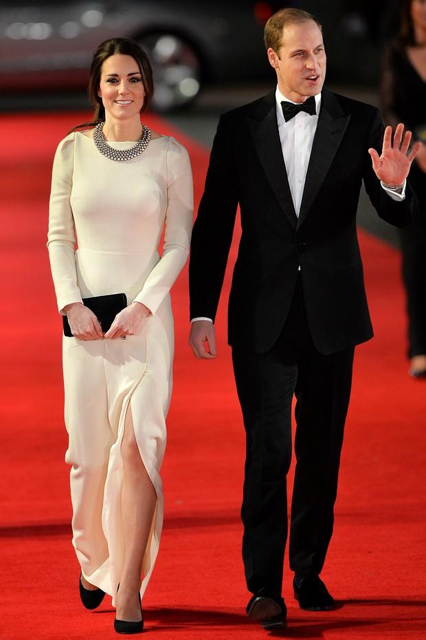 Kate Middleton e Príncipe William (Foto: AFP / Agência)