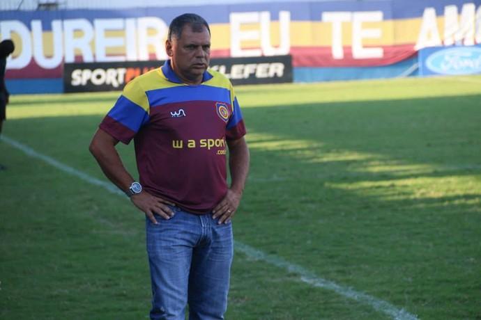 Toninho Andrade, madureira (Foto: Assessoria Madureira)