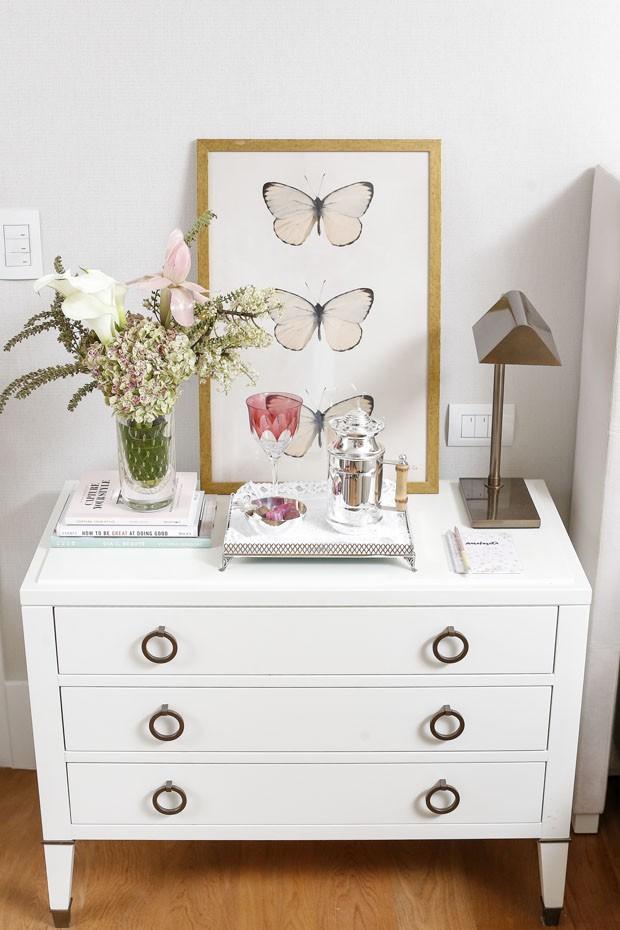 Vamos Receber: como preparar um quarto aconchegante para as visitas (Foto: Julio Acevedo | Arte Karen Hofstetter)
