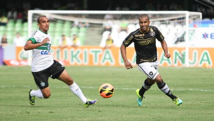 Julio Cesar Botafogo x Coritiba (Foto: Joka Madruga / Agência Estado)