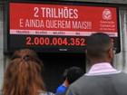 Impostos pagos por brasileiros chegam a R$ 2 trilhões este ano