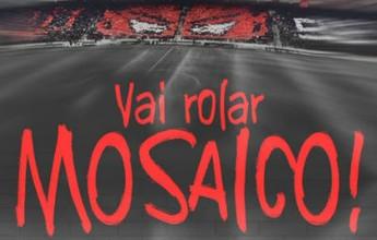 Torcida do Atlético-PR fará mosaico em homenagem à Chapecoense