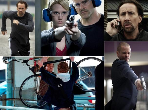 Will e a esposa ficam presos a uma rede secreta de vigilantes (Foto: Divulgação/Reprodução)