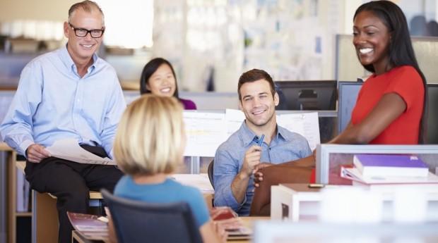 Fica muito irritado no trabalho? Saiba com melhorar o relacionamento com os colegas