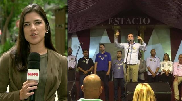 Prefeito do Rio vira réu por improbidade administrativa
