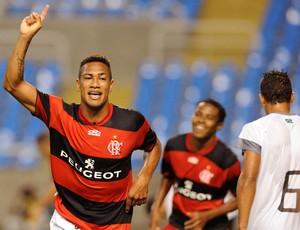 Hernane comemora, Flamengo x Resende (Foto: Alexandre Vidal/Fla Imagem)