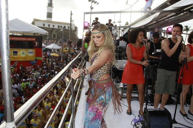 Claudia Leitte (Foto: Dilson Silva, Wesley Costa e Rodrigo dos Anjos)