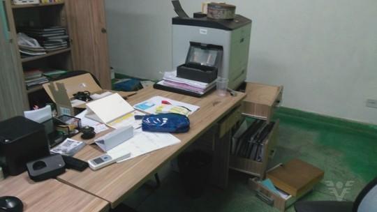 Polícia investiga série de furtos a prédios públicos de Guarujá, SP