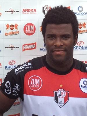 Sandro, zagueiro do Joinville (Foto: Divulgação / JEC)