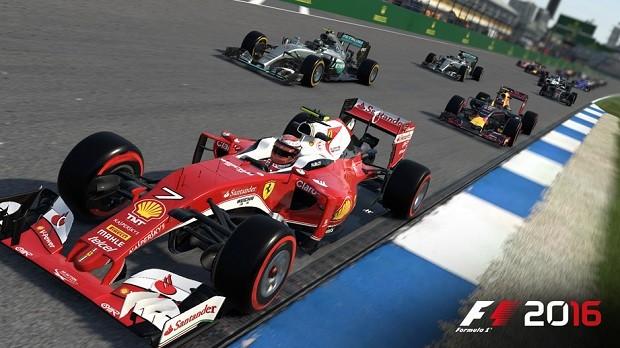 F1 2016 (Foto: Divulgação)