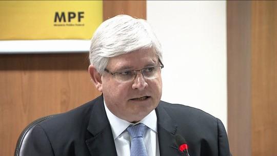Após Gilmar Mendes apontar crime, Janot nega vazamento de nomes da lista da PGR