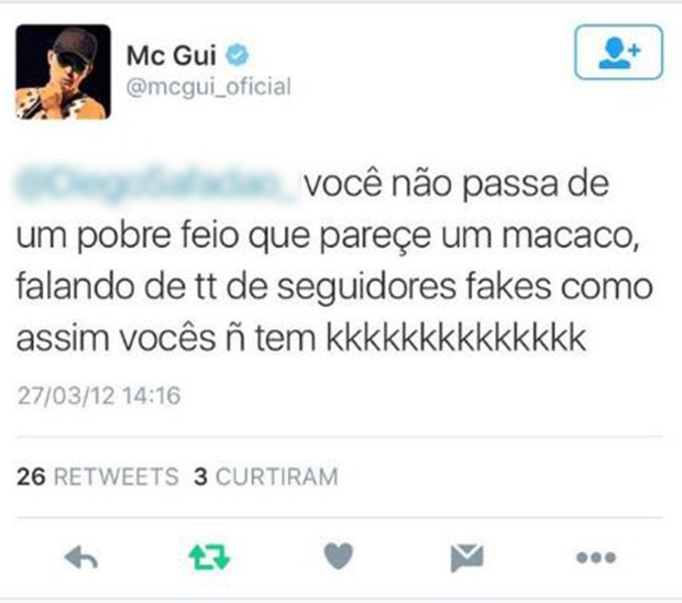 MC Gui (Foto: Reprodução/Twitter)