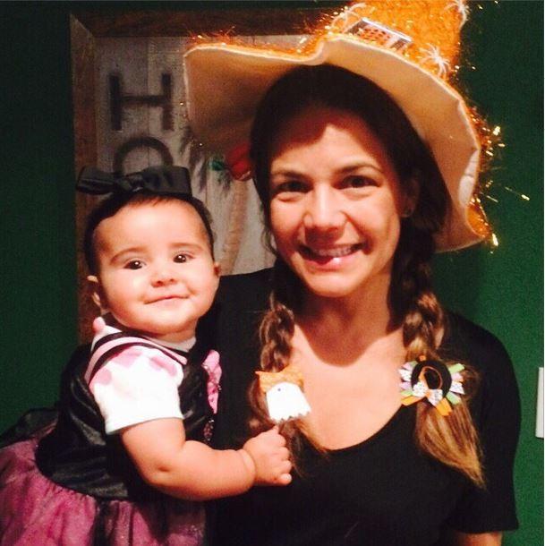 Nívea Stelmann com a filha Bruna (Foto: Reprodução/Instagram)