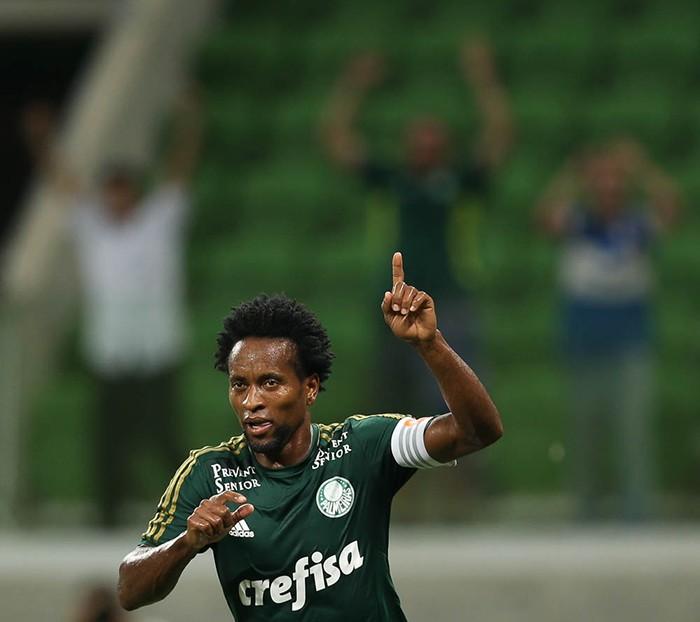 Zé Roberto, Palmeiras