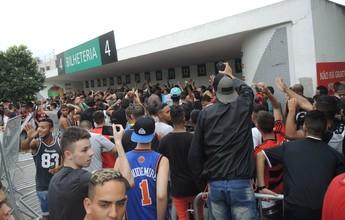 Diretor suspeita de cambistas como autores de vandalismo no Maracanã