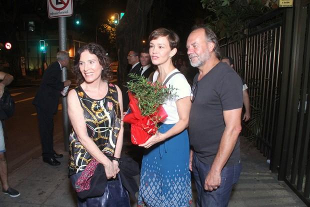 Natália do Vale, Júlia Lemertz e Paulo César Grande (Foto: Thyago Andrade/Foto Rio News)